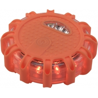 EUROLITE LED SOS Battery-Powered Warning Light #1