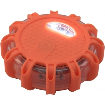 EUROLITE LED SOS Battery-Powered Warning Light #3