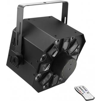 EUROLITE LED FE-1750 Hybrid Laserflower #2