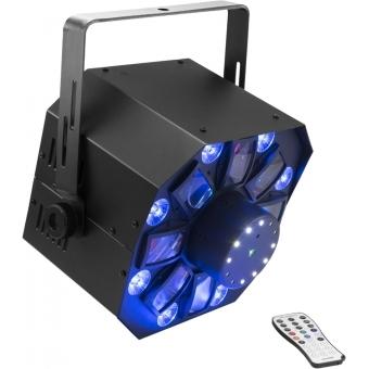 EUROLITE LED FE-1750 Hybrid Laserflower #5