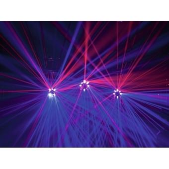 EUROLITE LED FE-1750 Hybrid Laserflower #6