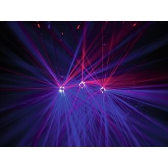 EUROLITE LED FE-1750 Hybrid Laserflower #7
