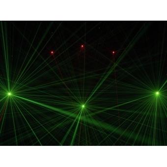 EUROLITE LED FE-1750 Hybrid Laserflower #8