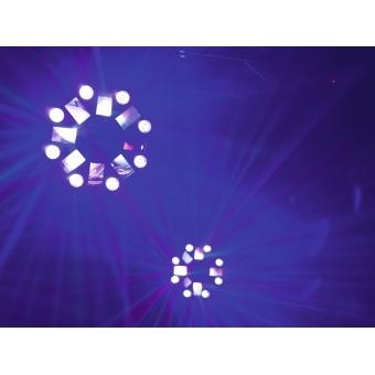 EUROLITE LED FE-1750 Hybrid Laserflower #9