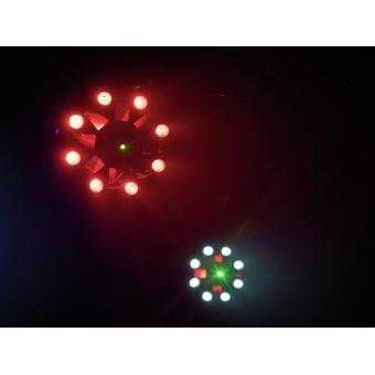 EUROLITE LED FE-1750 Hybrid Laserflower #10