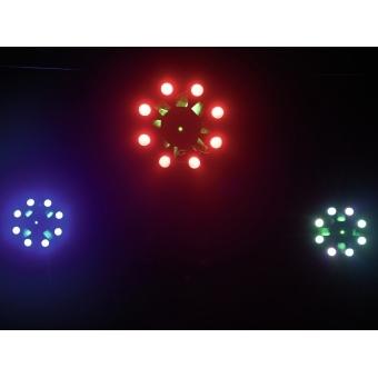 EUROLITE LED FE-1750 Hybrid Laserflower #11