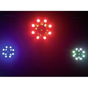 EUROLITE LED FE-1750 Hybrid Laserflower #12