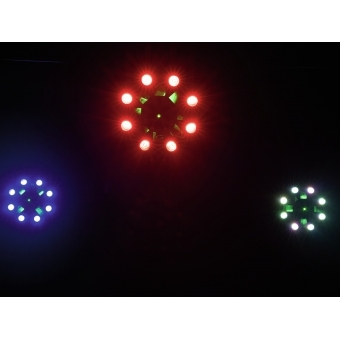 EUROLITE LED FE-1750 Hybrid Laserflower #13