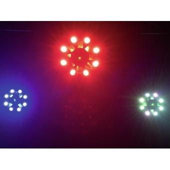 EUROLITE LED FE-1750 Hybrid Laserflower #14