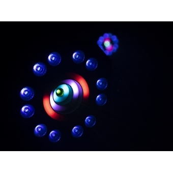EUROLITE LED FE-2500 Hypno Hybrid Laser Effect #10