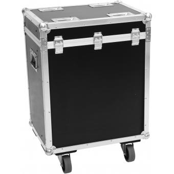 ROADINGER Flightcase 2x LED PFE-250 #2