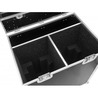 ROADINGER Flightcase 2x LED PFE-250 #4