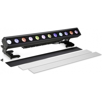 Cameo PIXBAR 600 PRO IP65 RDM enabled 12 x 12 W RGBWA+UV Outdoor LED Bar #1