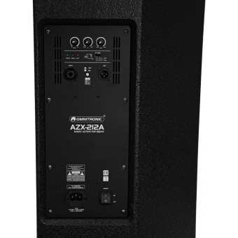 OMNITRONIC AZX-212A 2-Way Top active 250W #4