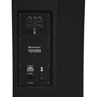 OMNITRONIC AZX-215A 2-way top active 350W #5