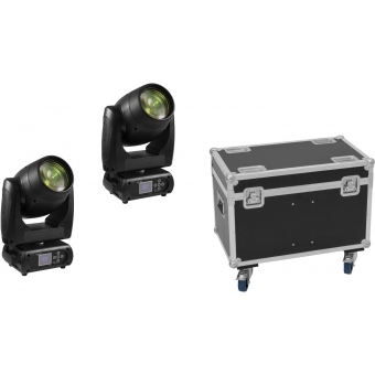 FUTURELIGHT Set 2x DMB-50 + Case