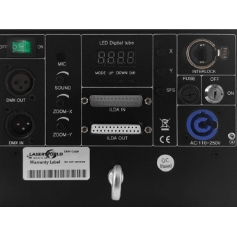 LASERWORLD DS-3000RGB #4