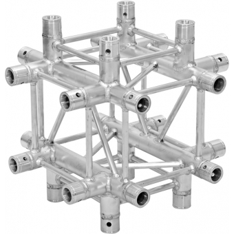 ALUTRUSS QUADLOCK 6082C-61(50) 6-Way Cross Piece #2