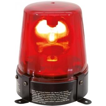 EUROLITE LED Police Light DE-1 red #3