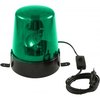 EUROLITE LED Police Light DE-1 green