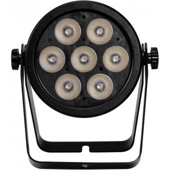 EUROLITE LED 7C-7 Silent Slim Spot #3