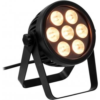 EUROLITE LED 7C-7 Silent Slim Spot #5