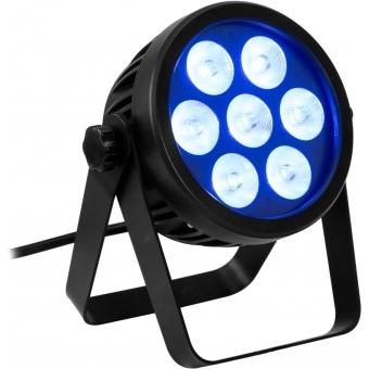 EUROLITE LED 7C-7 Silent Slim Spot #6