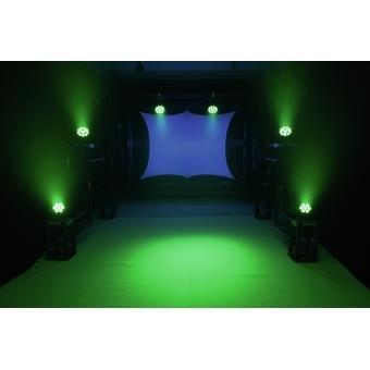 EUROLITE LED 7C-7 Silent Slim Spot #11