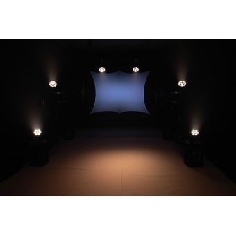 EUROLITE LED 7C-7 Silent Slim Spot #13