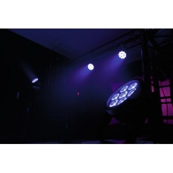 EUROLITE LED 7C-7 Silent Slim Spot #14