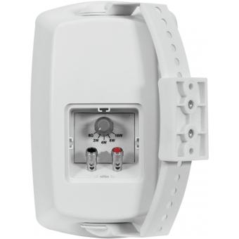 OMNITRONIC OD-8T Wall Speaker 100V white 2x #2
