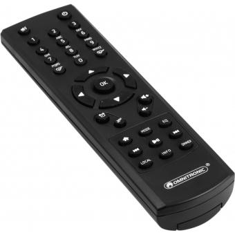 OMNITRONIC Remote control for TUNA-NET Internet Radio