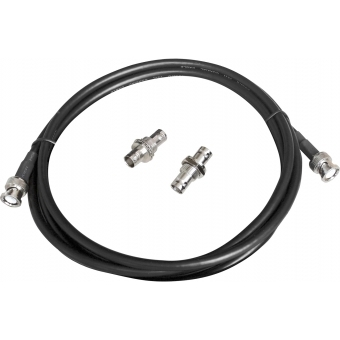 OMNITRONIC Antenna Cable BNC Set 1 m