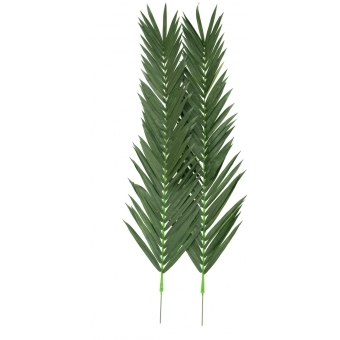 EUROPALMS Coconut king palm branch, artificial, 210cm