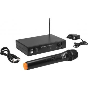 OMNITRONIC VHF-101 Wireless Mic System 212.35MHz