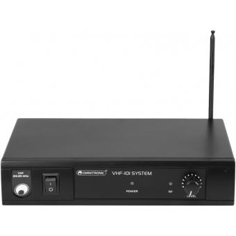 OMNITRONIC VHF-101 Wireless Mic System 207.55MHz #4