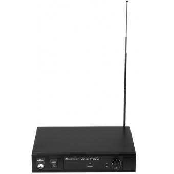 OMNITRONIC VHF-101 Wireless Mic System 207.55MHz #6