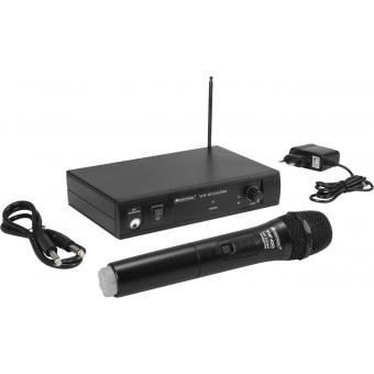OMNITRONIC VHF-101 Wireless Mic System 205.75MHz