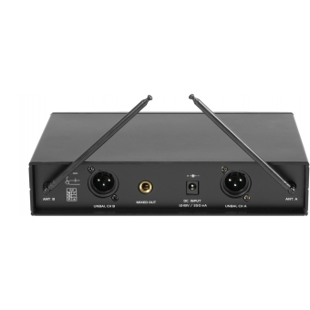 OMNITRONIC VHF-102 Wireless Mic System 214.35/201.60MHz #5