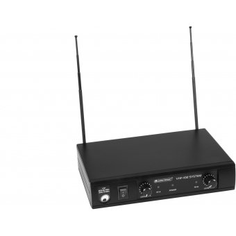 OMNITRONIC VHF-102 Wireless Mic System 209.80/205.75MHz #2