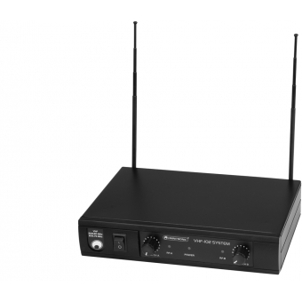 OMNITRONIC VHF-102 Wireless Mic System 209.80/205.75MHz #3