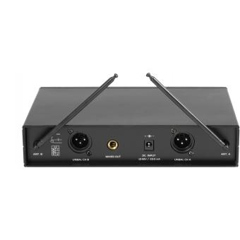OMNITRONIC VHF-102 Wireless Mic System 209.80/205.75MHz #5