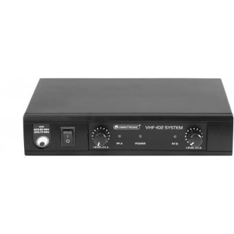OMNITRONIC VHF-102 Wireless Mic System 209.80/205.75MHz #6