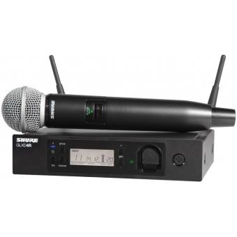 Sistem wireless microfon GLXD24R/SM58