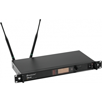 RELACART WAM-402 4CH Digital UHF Automatic Mixer #2