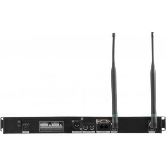 RELACART WAM-402 4CH Digital UHF Automatic Mixer #3
