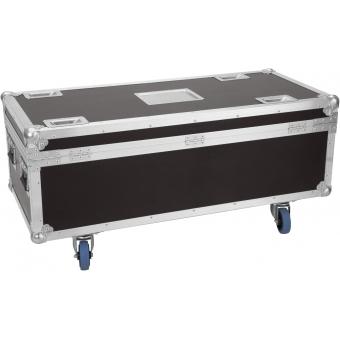 ROADINGER Flightcase 4x LED TMH-X Bar 5 #2