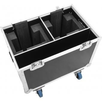 ROADINGER Flightcase 2x LED TMH-75 #3