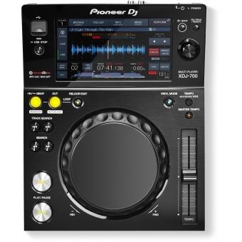 Pioneer XDJ-700 #4