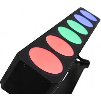 EUROLITE LED CBB-6 COB RGB Bar #8